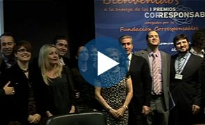 Video I Premios Corresponsables