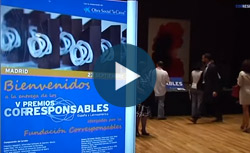 Video V Premios Corresponsables